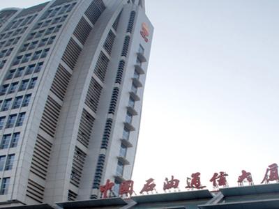 中国石油天然气管道局机房监控